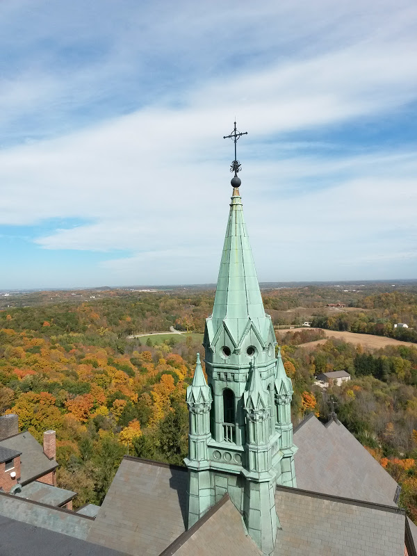 Holy Hill Green Steeple
