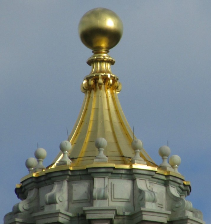 Capitol Dome top