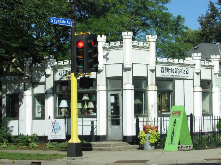 Xcentric Goods antiques in Minneapolis