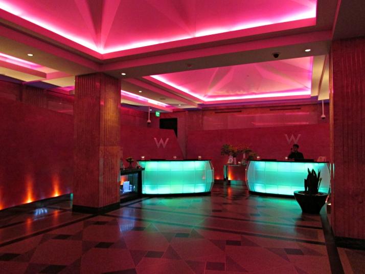 Foshay lobby