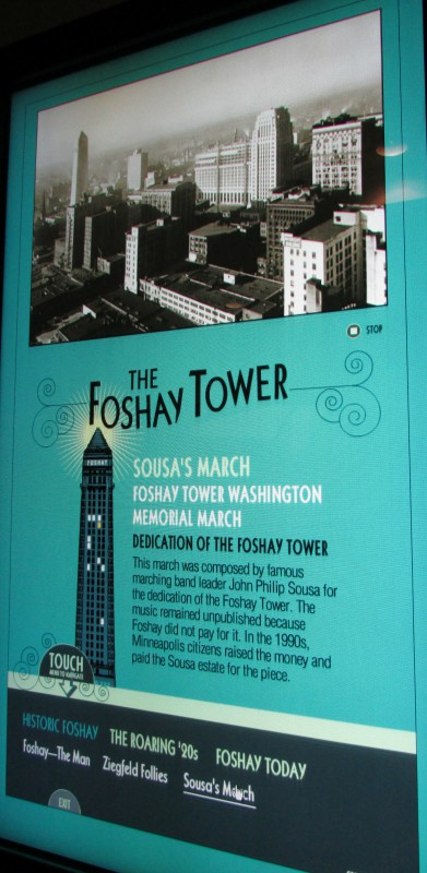 Foshay March Sousa info