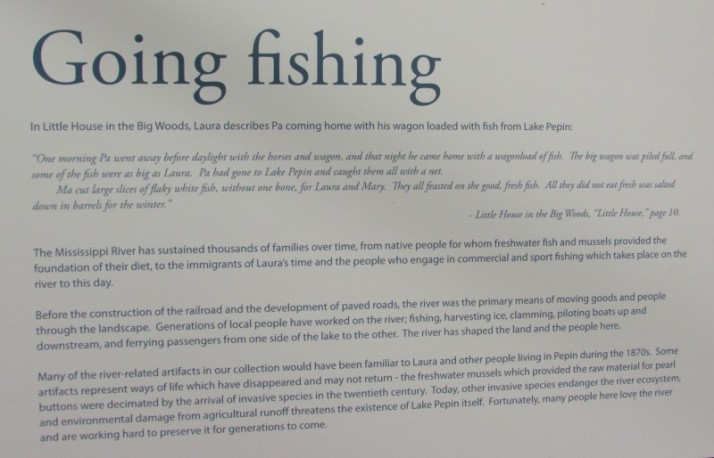 Going Fishing sign