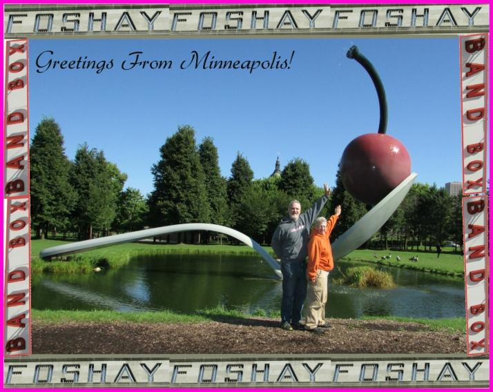 Greetings From Minneapolis!