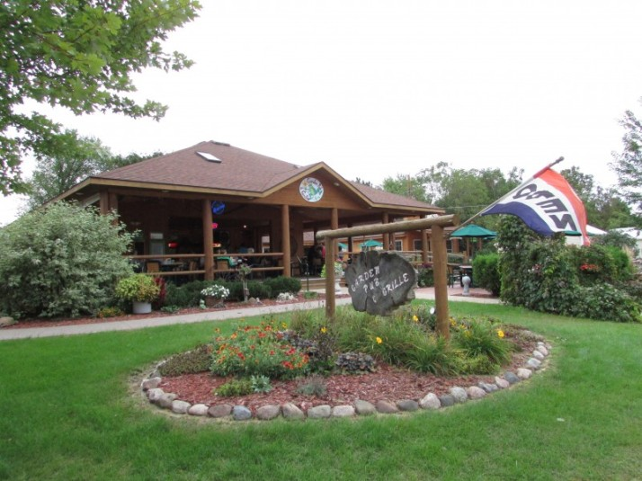 Garden Pub and Grill in Pepin
