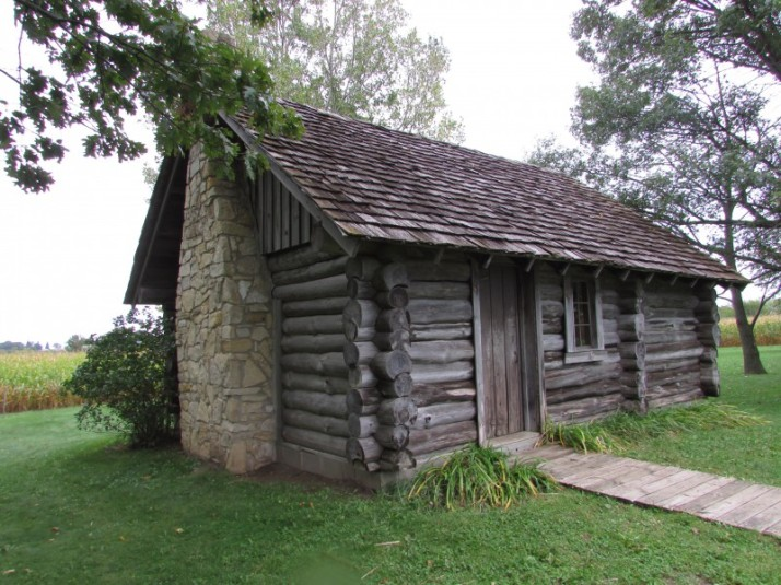 Ingalls Cabin at Wayside