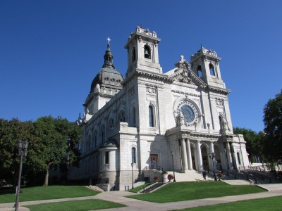 Basillica of St. Mary in Minneapolis