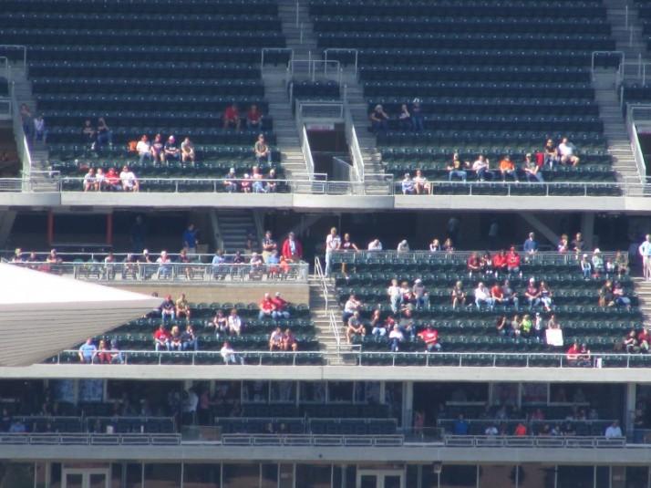 Minnesota Twins Stadium
