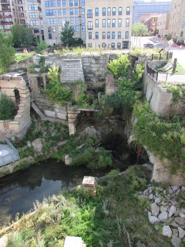 Mill Ruins Park 2