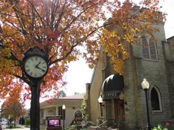 Jefferson Land Office City Clock