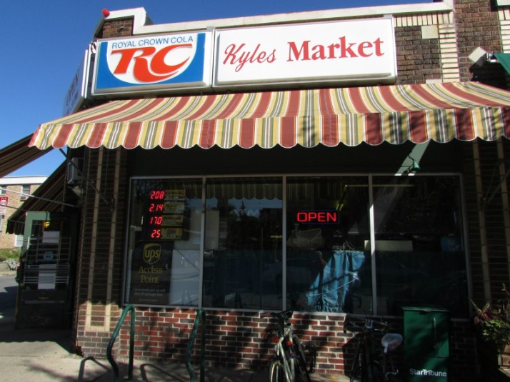 Kyle's Market in Minneapolis