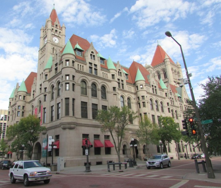 Landmark Center in St. Paul