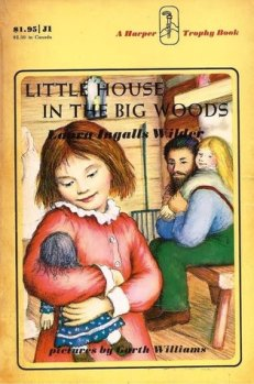 Little House in the Big Woods cover
