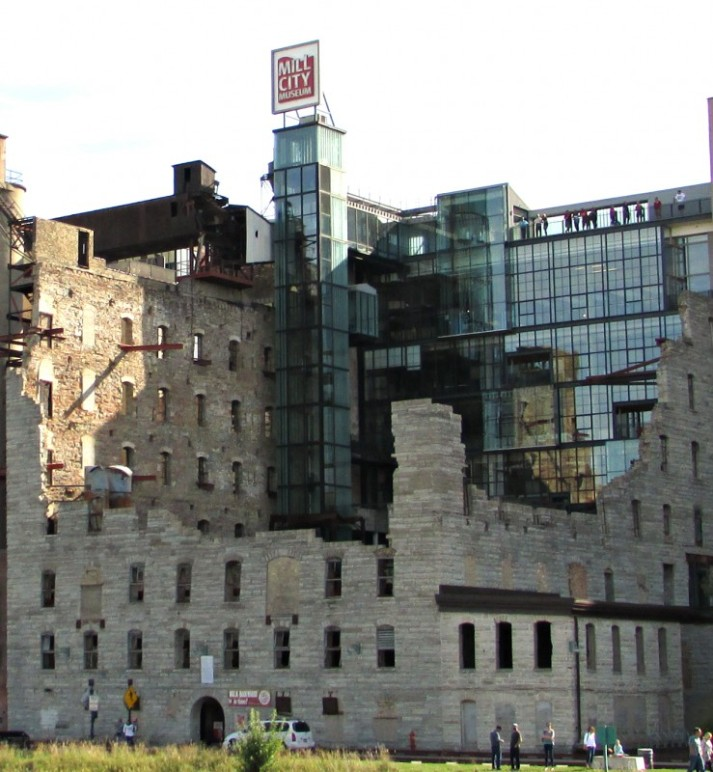 Mill City Museum in Minneapolis
