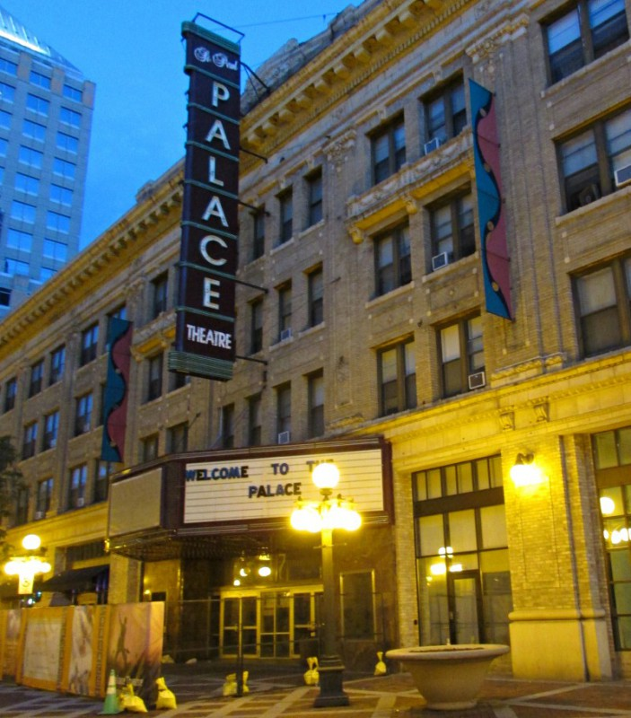 Palace Theater St. Paul