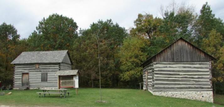 Richfield Park cabins