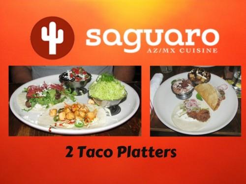 Saguaro Dinner 9-18-15