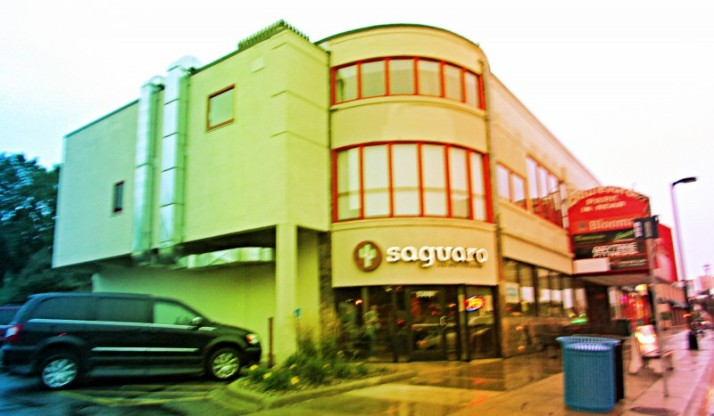 Saguaro restaurant in Minneapolis
