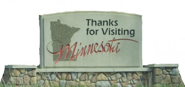 Thanks for Visiting Minnesota erase