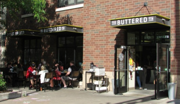 The Buttered Tin in St. Paul