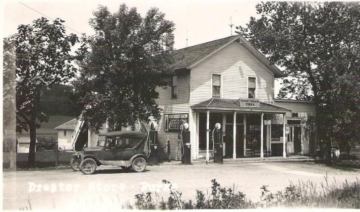 Burke Station Tavern 1929