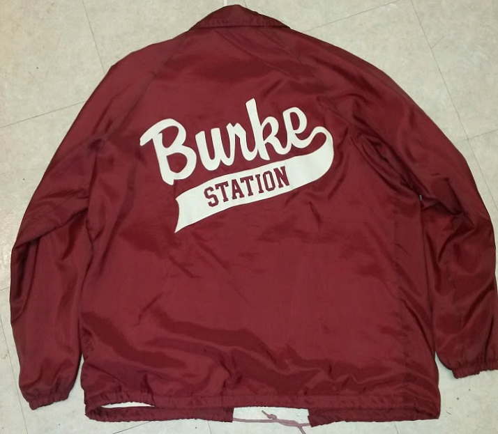 Burke Station Tavern jacket