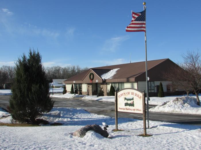 Burke Town Hall