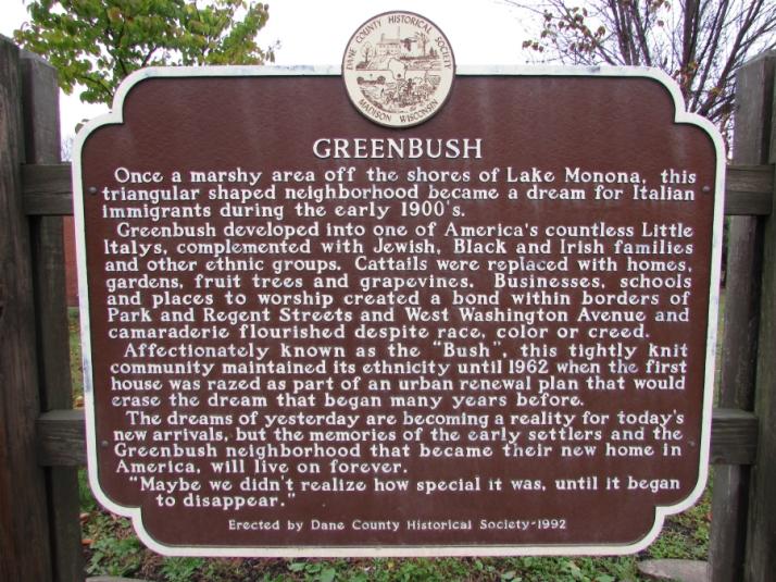 Greenbush Marker 2