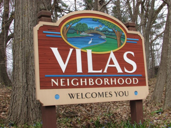 Vilas Neighborhood in Madison