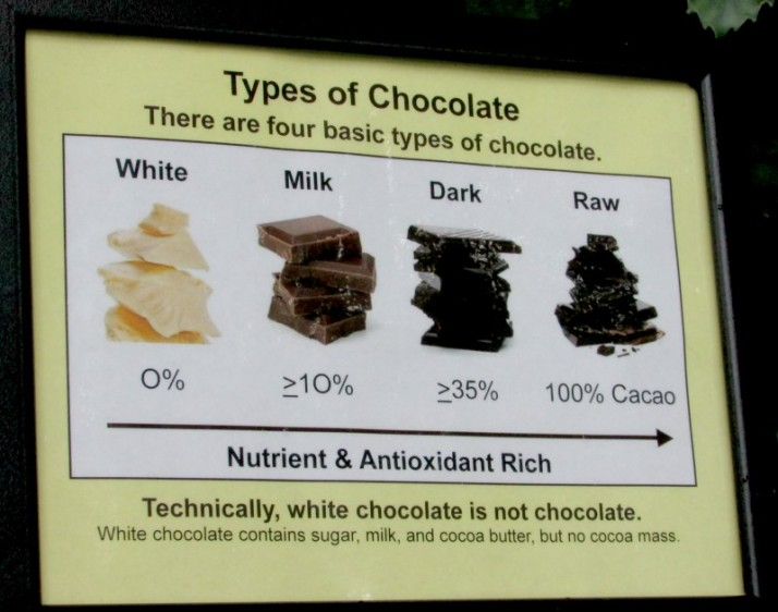 Chocolate types IMG_8743