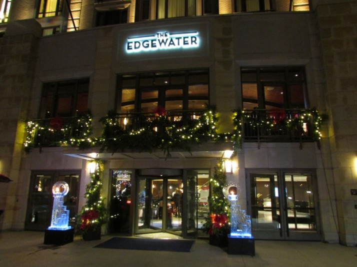 Christmas at Edgewater