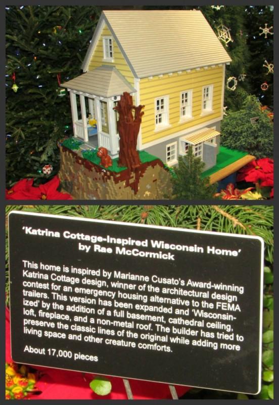 Katina Cottage Lego