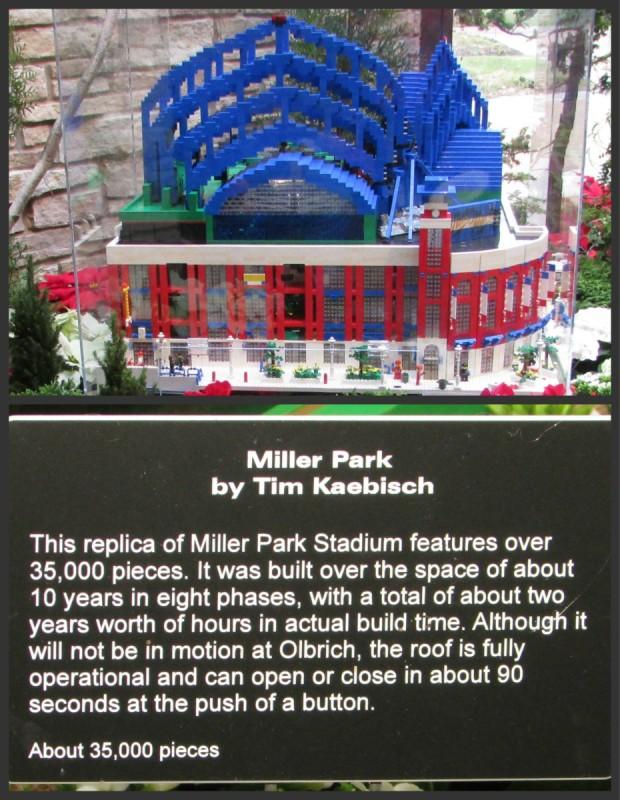 Miller Park Display