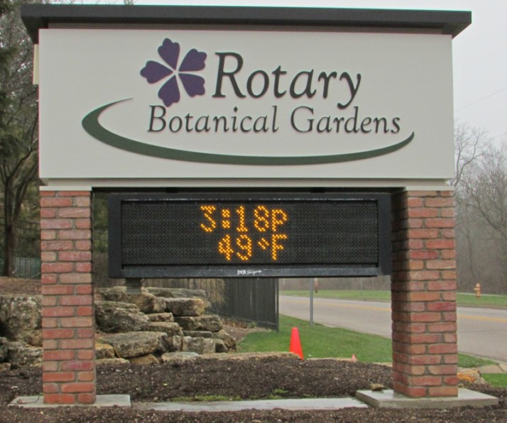 Rotary Gardens sign IMG_9266