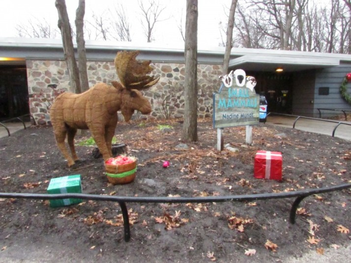 Small Mammal building at Milwaukee Zoo