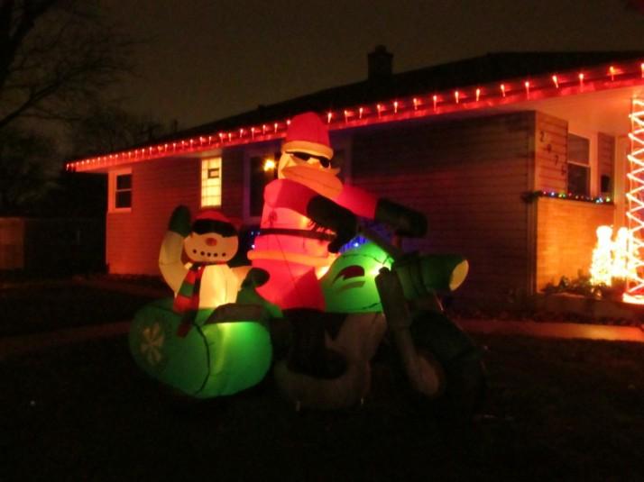 Biking Santa IMG_0527