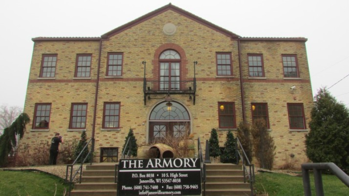The Janesville Armory
