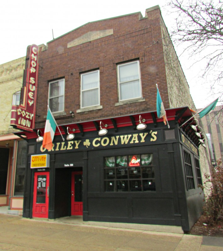 O'Riley and Conway's restaurant in Janesville