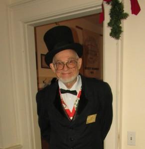 Robert Bean at Dean House