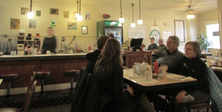 Cafe on the Park inside IMG_1818