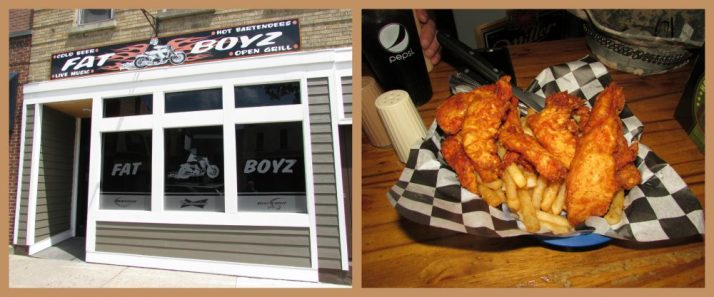 Fat Boyz restaurant in Fort Atkinson