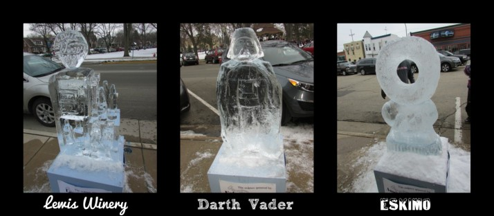 Favorite Ice Carvings