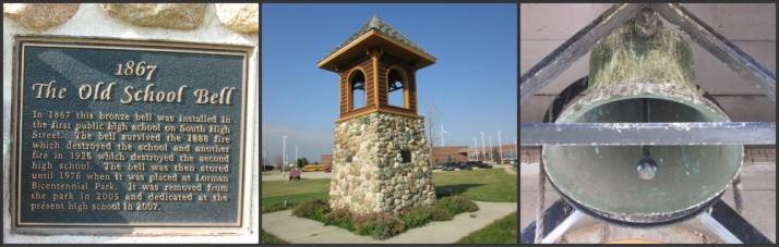 Ft. Atkinson High School Bell 1867