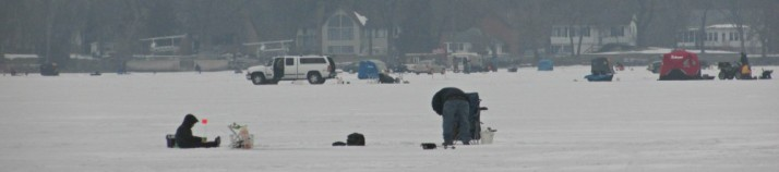 Ice Fishermen at Lake Mills IMG_1710