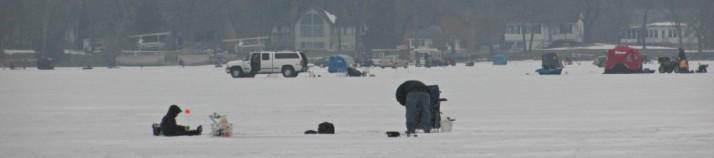 Ice Fishermen at Lake Mills IMG_1710