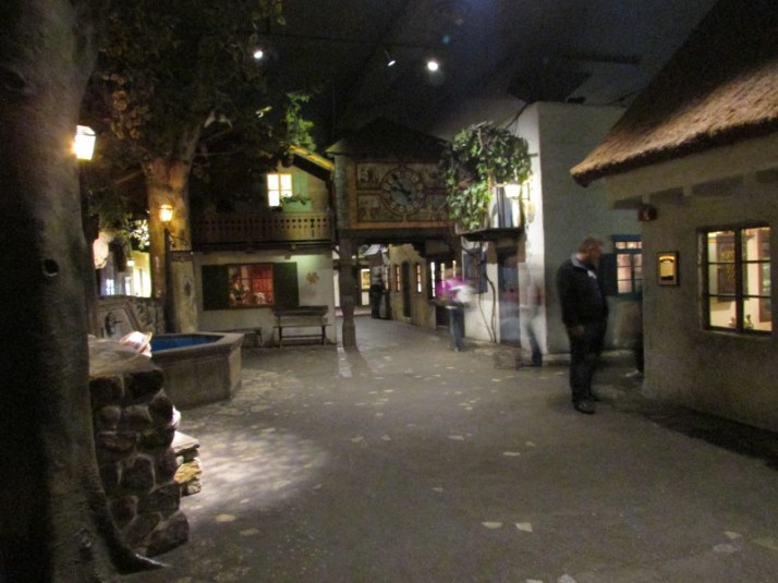 European Village in Museum