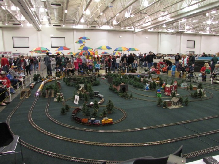 Wisconsin Garden Railway Society