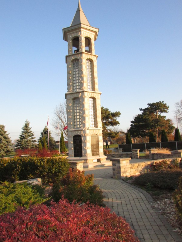 Bellman Carillon Tower in Ft. Atkinson