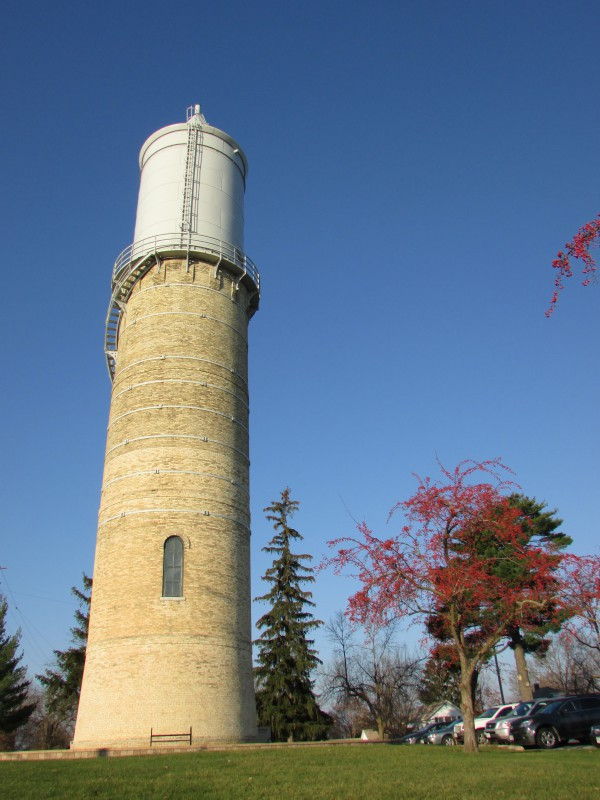 Ft. Atkinson Water Tower