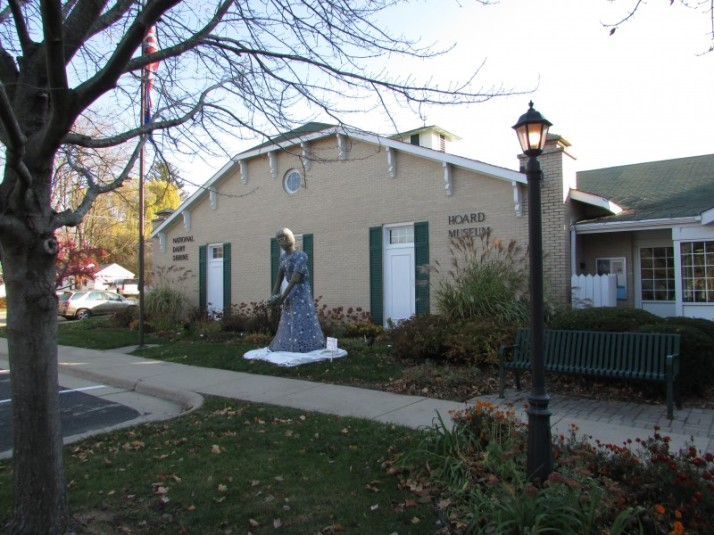 Hoard Museum and National Dairy Shrine
