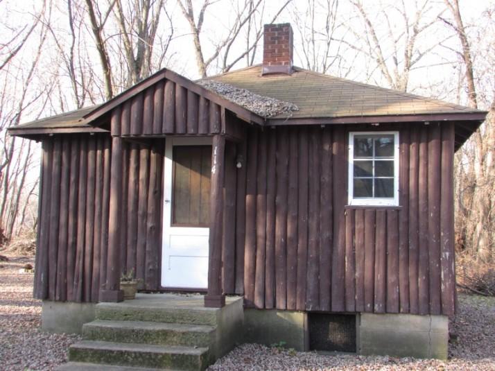 Lorine Niedecker house